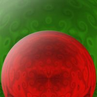 Digital-Art-z-Red-Green